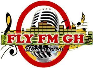 fly fm gh logo